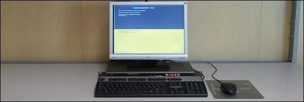 Setup lab VMware