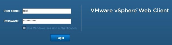 Upgrade di VMware VCSA 5.0 a 5.1