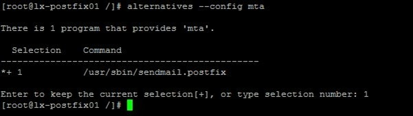 Configurare Postfix + Antispam come MX backup