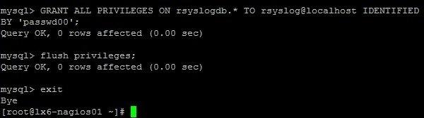 Install Rsyslog and LogAnalyzer on Centos 6 • Nolabnoparty