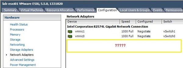 Enable Realtek NIC on VMware ESXi 5 5 • Nolabnoparty