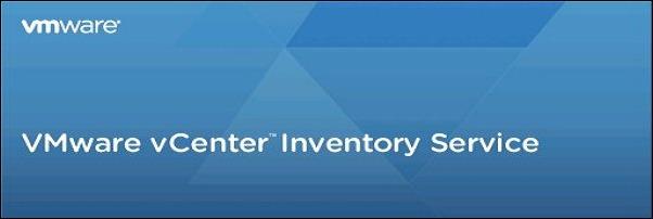 vcenter inventory service 3