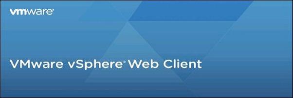 installare vsphere web client 5