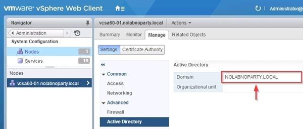 vcsa60configuration10