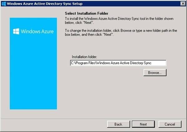 Adfs30installdirsync10 - Installer console active directory windows 7 ...
