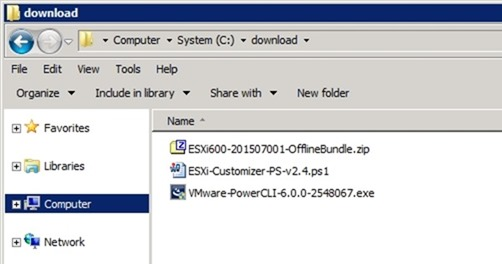 VMware ESXi 5 5 upgrade to 6 0 with VUM • Nolabnoparty
