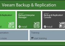 Veeam Backup and Replication 1