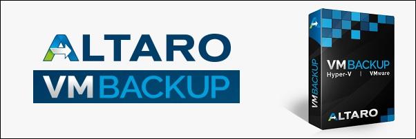 Altaro VM Backup 8