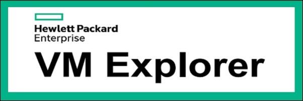 HPE VM Explorer 8