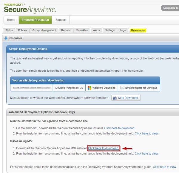 Webroot SecureAnywhere setup • Nolabnoparty