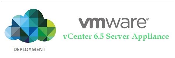 VCSA 6.5 upgrade 10