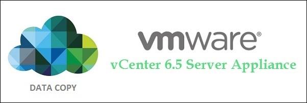 VCSA 6.5 aggiornamento 9