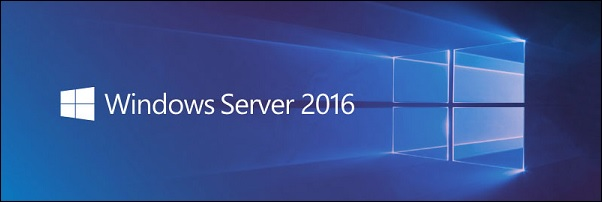 Windows 2016 Server Evaluation 2