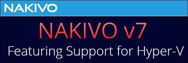 Nakivo Backup & Replication 7.0 8