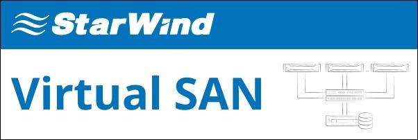 StarWind Virtual SAN 2