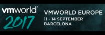 VMworld Europe 2017 riepilogo 2