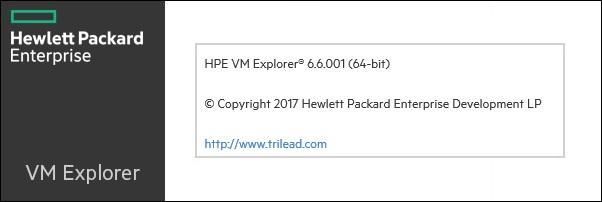 VM Explorer 6.6 4