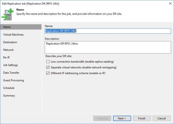 Top 5 backup solutions for VMware & Hyper-V: Veeam Backup