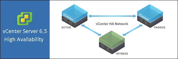 vCenter High Availability 6
