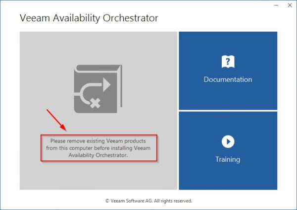 Veeam Availability Orchestrator setup - pt 1 • Nolabnoparty