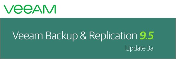 Veeam Backup and Replication 9.5 10