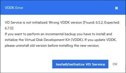 Micro Focus VM Explorer 7 1 with vSphere 6 7 support