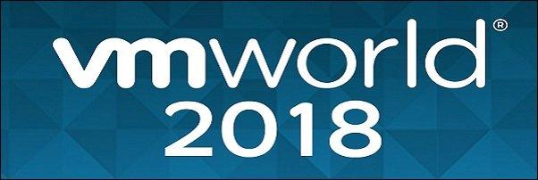 VMworld 2018 8