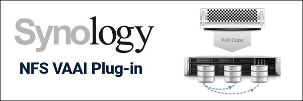 synology nfs vaai plug-in 2