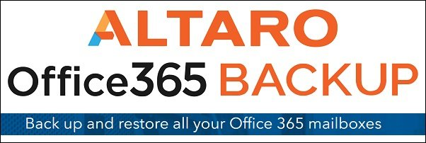 altaro office 365 backup 1