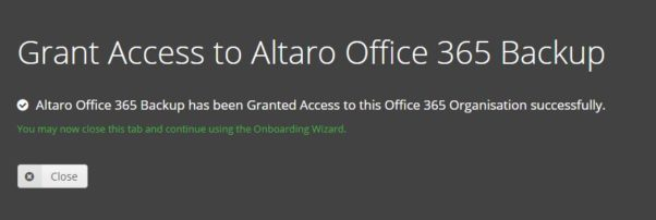 Office 365 Backup 1