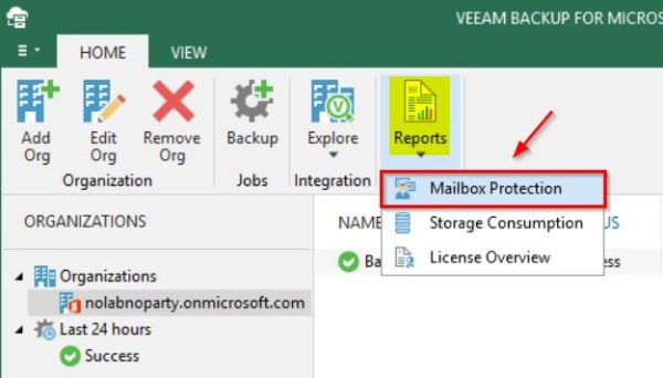 Veeam Backup for Office 365 v3 0 • Nolabnoparty