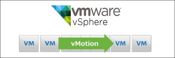 vSphere 6.7: hot migrate VMs to different clusters with vMotion