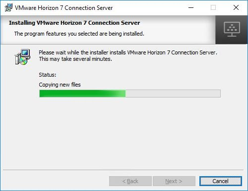connection server 12