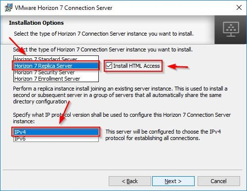 connection server 17