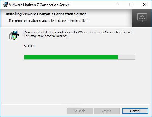 connection server 21