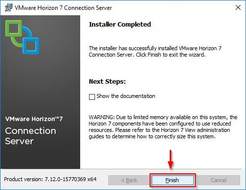 connection server 22