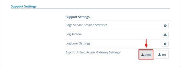 Unified Access Gateway 28