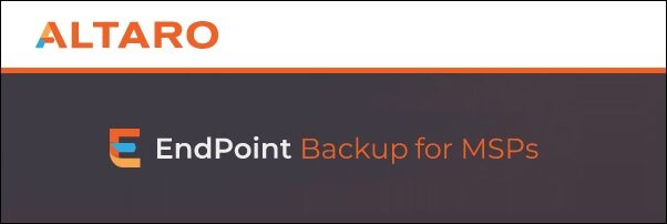 Altaro EndPoint Backup 6