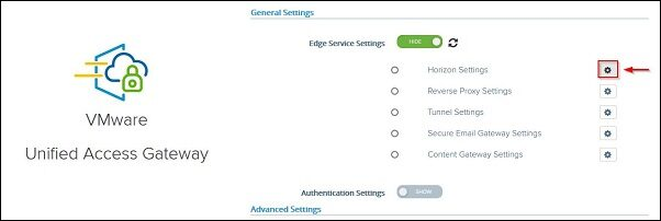 VMware UAG DNS resolution issue