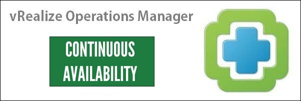 continuous availability 8