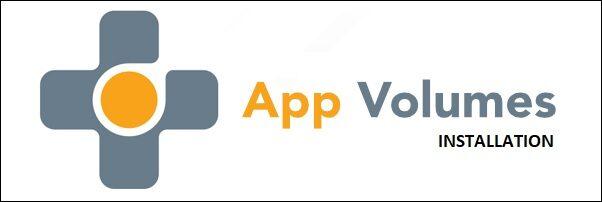 VMware App Volumes 4 installation - pt.1