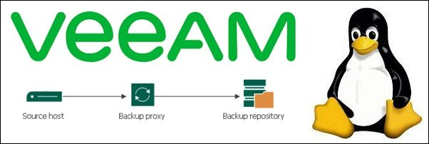 Veeam v11: Linux Backup Proxy configuration