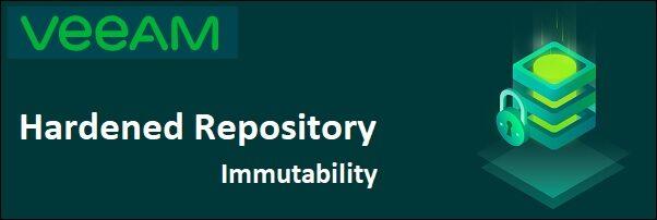 Veeam v11: Hardened Repository (Immutability) installation - pt.1